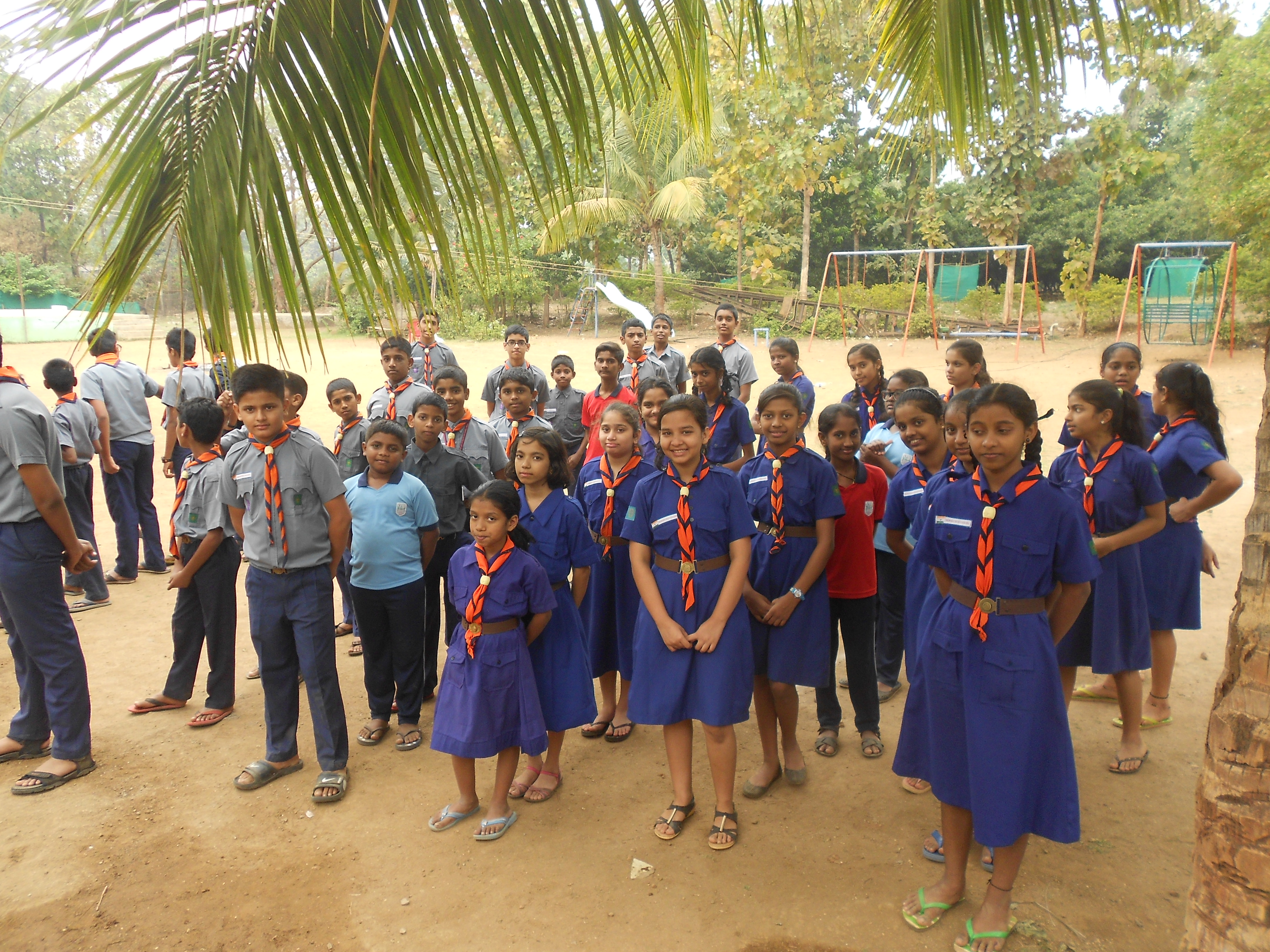 Scouts & Guides Camp 2017-18